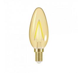 Lâmpada Filamento Led Vintage Vela Taschibra B35 3W 7541