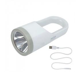 Lanterna Recarregável Mor 160 Lumens 9187