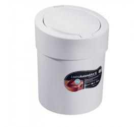 Lixeira Coza Press 5L Branco 109080007