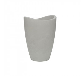 Vaso Vasart Copacabana 40x54cm Antique Branco