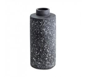 Vaso em Cimento Mart Preto 10358