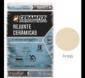 Rejunte Cerâmicas Ceramfix Areia 1Kg
