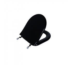 Assento Almofadado Astra Calypso Preto Tcpkpr02