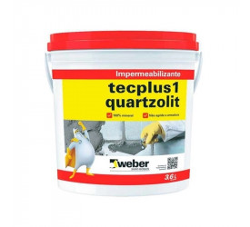 TecPLus 1 Quartzolit Galão 3,6L